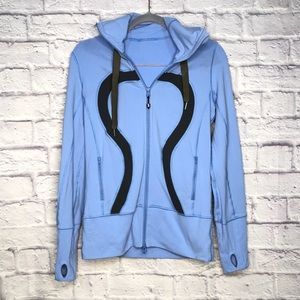 Lululemon Scuba Light Blue Hoodie